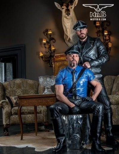Mister B Leather Lifestyle