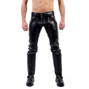 Mister B Leather Fxxer jeans