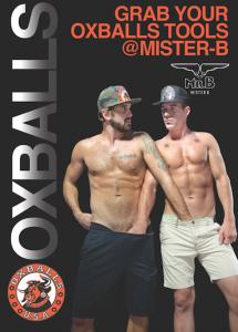 Oxballs Mister B