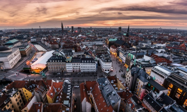 Copenhagen's Fetish scene is growing