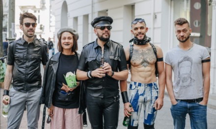 Folsom Europe by Yohan.