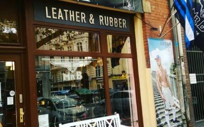 A Fetish shop in Berlin