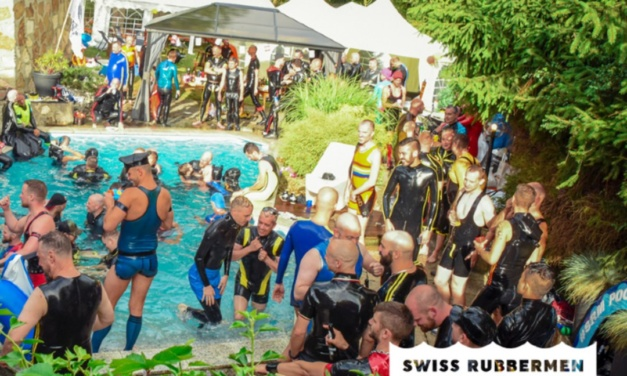 The Pool Party in the middle of Europe