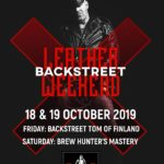 BACKSTREET LEATHER WEEKEND