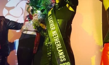 Karin West – Ms Leather Netherlands 2020