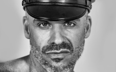 Meet the leather man… MadLincoln