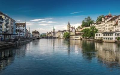 Quench your thirst in Zürich