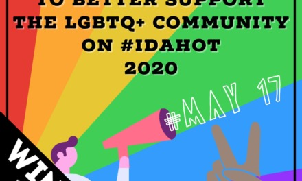 Five Easy Ways to Do Better on IDAHOT