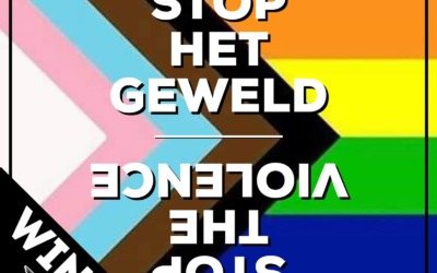 Pride Weekend Protest on August 1st Against Homophobia