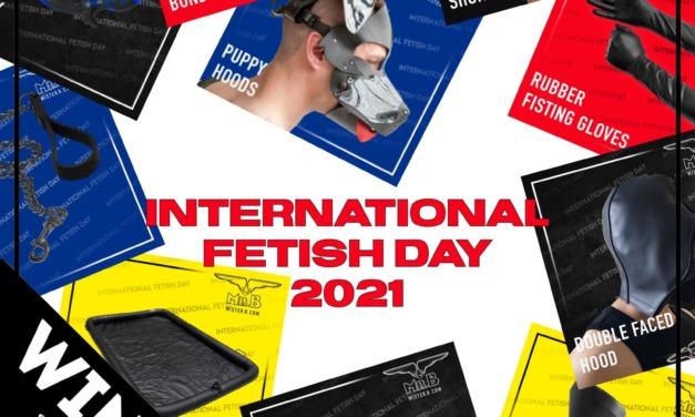 International Fetish Day 2021