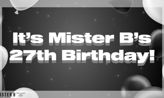 MISTER B's – 27th Anniversary – TOP 27