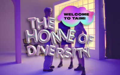 HOME OF DIVERSITY