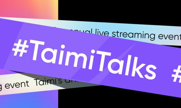 Taimi Talks are Back!