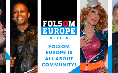 Folsom Europe is all about community!